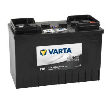 Varta 110Ah 610404068A742 akkumulátor
