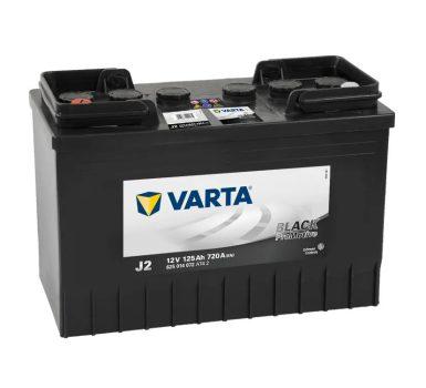 Varta 125Ah 625014072A742 akkumulátor