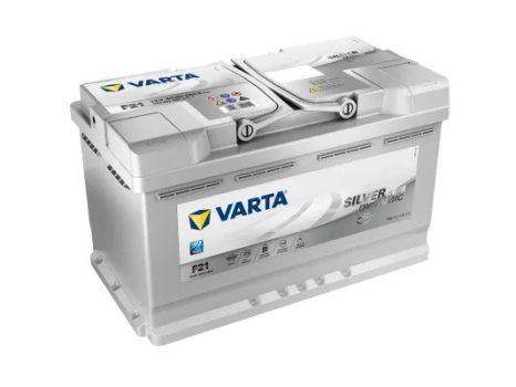 Varta 80Ah 580901080D852 akkumulátor