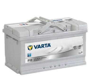 Varta 85Ah 5854000803162 akkumulátor