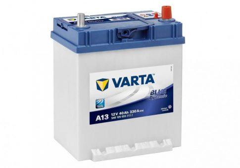 Varta 40Ah 5401250333132 akkumulátor