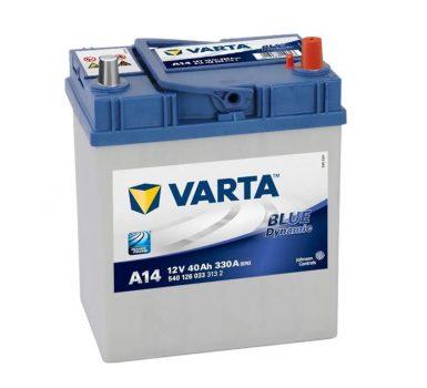Varta 40Ah 5401260333132 akkumulátor