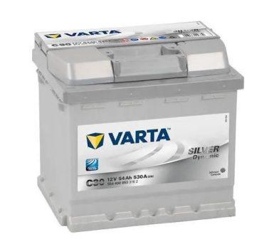 Varta 54Ah 5544000533162 akkumulátor
