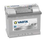 Varta 63Ah 5634000613162 akkumulátor