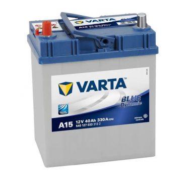 Varta 40Ah 5401270333132 akkumulátor