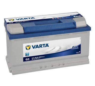 Varta 95Ah 5954020803132 akkumulátor