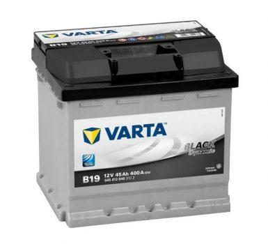 Varta 45Ah 5454120403122 akkumulátor