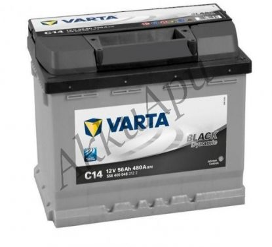 Varta 56Ah 5564000483122 akkumulátor