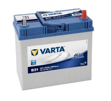 Varta 45Ah 5451550333132 akkumulátor