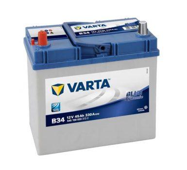 Varta 45Ah 5451580333132 akkumulátor
