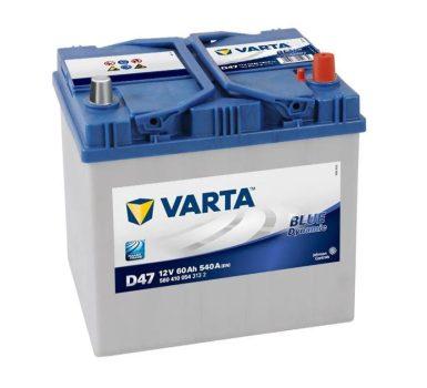 Varta 60Ah 5604100543132 akkumulátor