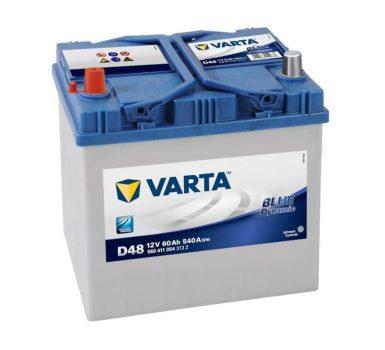 Varta 60Ah 5604110543132 akkumulátor