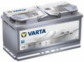 Varta 95Ah 595901085D852 akkumulátor