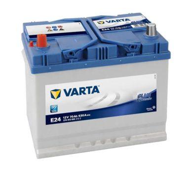 Varta 70Ah 5704130633132 akkumulátor
