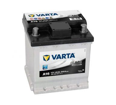 Varta 40Ah 5404060343122 akkumulátor