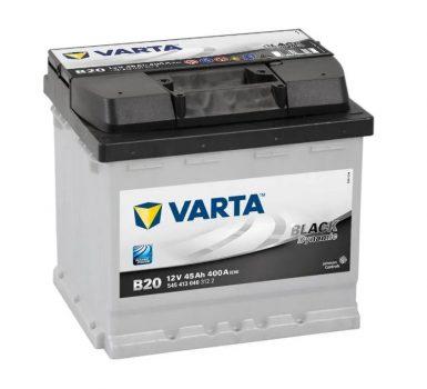 Varta 45Ah 5454130403122 akkumulátor