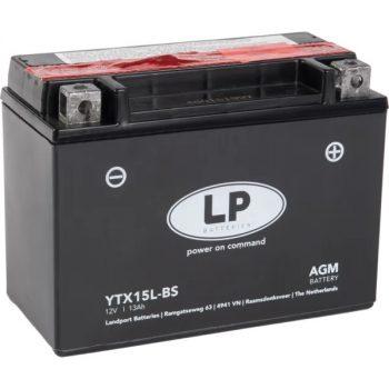 Landport AGM 12V 13Ah Jobb+ YTX15L-BS